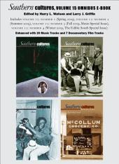 Southern Cultures Volume 15 Omnibus E-book: Includes all four issues of Southern Cultures, Volume 15, including The Food and Music Issues