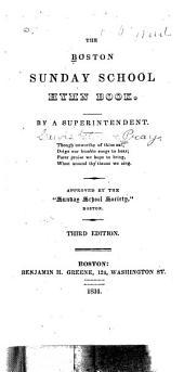 The Boston Sunday School Hymn Book