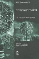 Environmentalism PDF