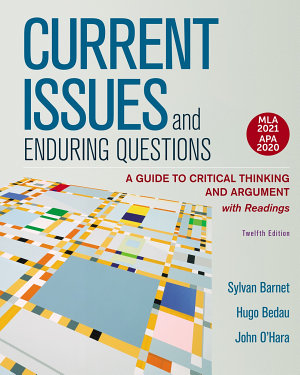 Current Issues and Enduring Questions with 2020 APA and 2021 MLA Updates