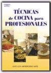 Técnicas de cocina para profesionales