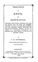 Treatise on Gout and Rheumatism PDF