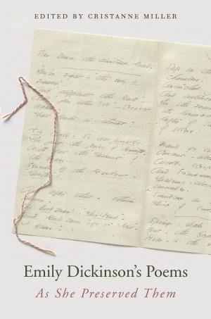 Emily Dickinson   s Poems