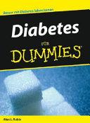 Diabetes f  r Dummies PDF