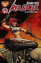 Giant Size Red Sonja #1