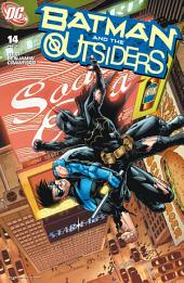 Batman and the Outsiders (2007-) #14