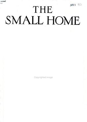 The Small Home