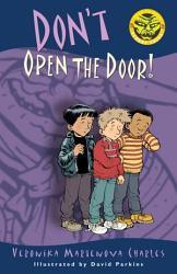 Don t Open the Door  PDF