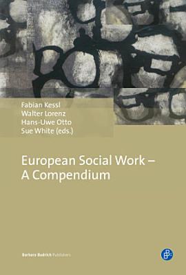 European Social Work     A Compendium