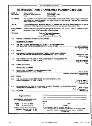 The Oklahoma Bar Journal PDF