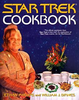 Star Trek Cookbook Book