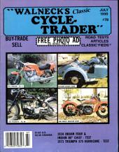 WALNECK'S CLASSIC CYCLE TRADER, JULY 1990