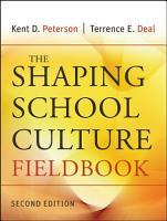 The Shaping School Culture Fieldbook PDF