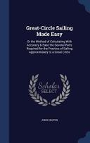 Great-Circle Sailing Made Easy