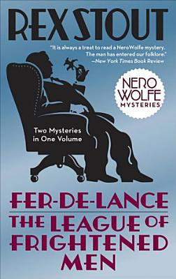Fer De Lance The League Of Frightened Men