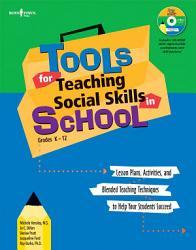 Tools For Teaching Social Skills In Schools Book PDF