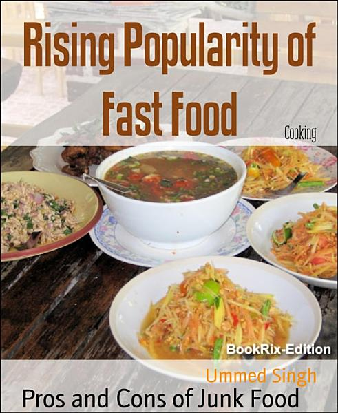 Download Rising Popularity of Fast Food Book