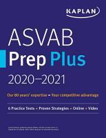 ASVAB Prep Plus 2020 2021 PDF