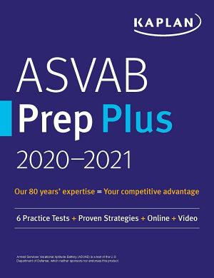 ASVAB Prep Plus 2020 2021