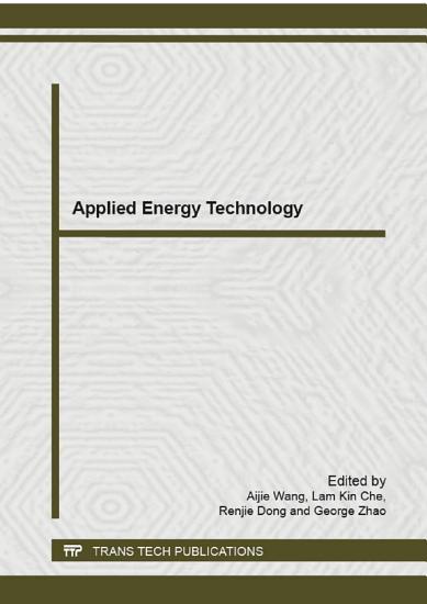 Applied Energy Technology PDF