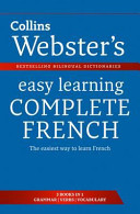 Collins Webster s Easy Learning Complete French PDF