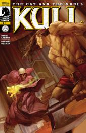 Kull: The Cat and the Skull #4