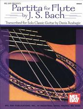 Partita for Flute by J. S. Bach