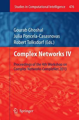 Complex Networks IV PDF
