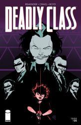 Deadly Class 25 Book PDF