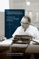 Confessions of a Mormon Historian