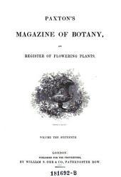 Magazine of Botany and Register of Flowering Plants: Volume 16
