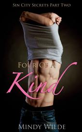 Four Of A Kind (Sin City Secrets Part Two)