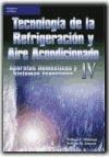 Tecnología de la refrigeración y aire acondicionado: Volumen 4
