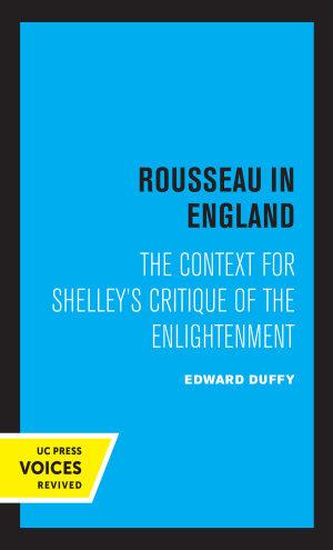 Rousseau in England