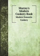 Murray's Modern Cookery Book