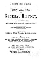 New Manual of General History PDF