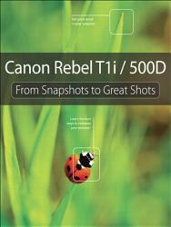 Canon Rebel T1i 500d Book PDF