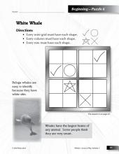 Grade 3 Easy Sudoku Puzzles 6–10