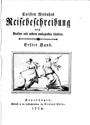 Carsten Niebuhrs Reisebeschreibung nach Arabien und andern umliegenden L  ndern PDF