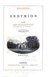 Endymion  Memoir of the Earl of Beaconsfield PDF