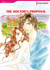 THE DOCTOR'S PROPOSAL: Harlequin Comics