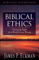 Biblical Ethics Book PDF