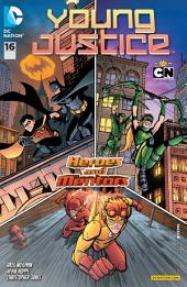 Young Justice (2011-) #16
