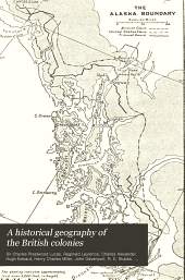 A Historical Geography of the British Colonies: Volume 5, Part 2