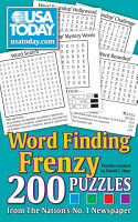 USA TODAY Word Finding Frenzy PDF