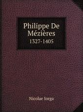 Philippe De M?zi?res