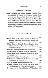 William Penn's journal of his travels in Holland and Germany, in 1677 [ed. by J. Barclay].
