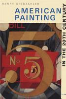 American Painting in the Twentieth Century PDF