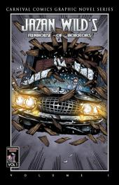 FUNHOUSE OF HORRORS: Graphic Novel