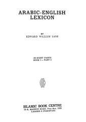 Arabic-English Lexicon: الجزء 2